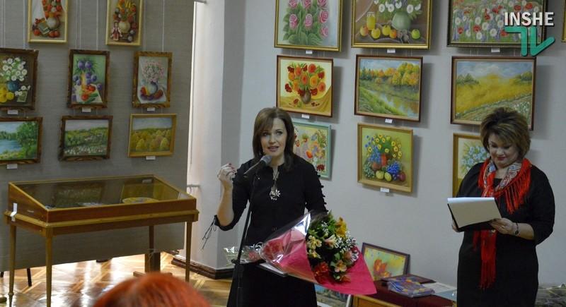 Свое 40-летие творческое объединение «Прибужье» отметило большой выставкой в Николаеве