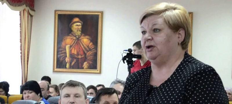 Президент наградил Людмилу Дромашко орденом княгини Ольги