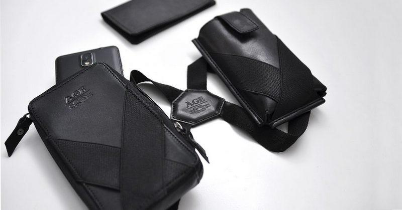 Одесситы за сутки на Kickstarter собрали $26 тысяч на производство кобуры для телефона