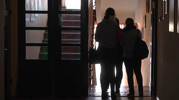 В Тернополе директор школы ломал двери спортзала, чтобы остановить избиение ребенка учительницей