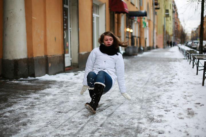 Все врут. Травмы зимой – из-за обуви