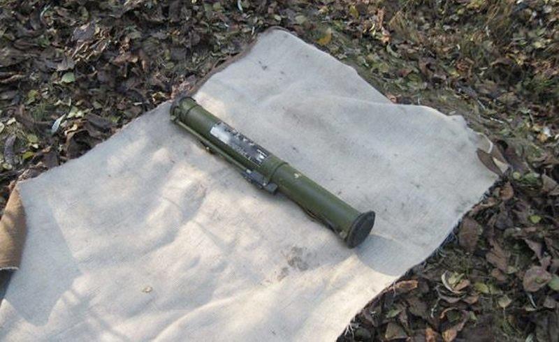 Николаевец пришел в полицию с гранатометом