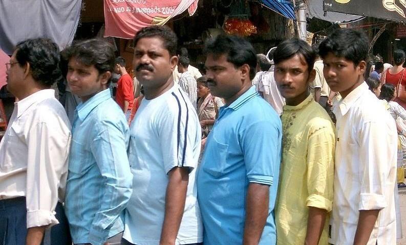 Индус подал в суд на жену за то, что похудел на 20 кг 3