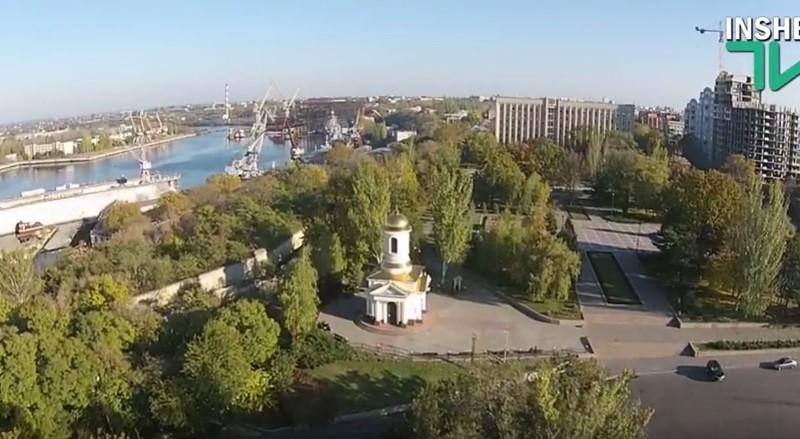 Тревожное пространство архитектуры. Николаев сегодня. А завтра?