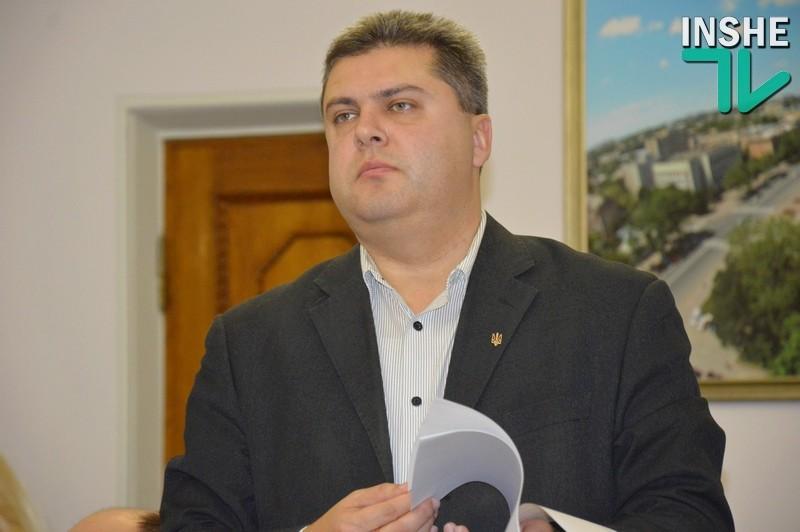 Сенкевич уволил директора департамента ЖКХ Палько из-за «грубого нарушения обязанностей»