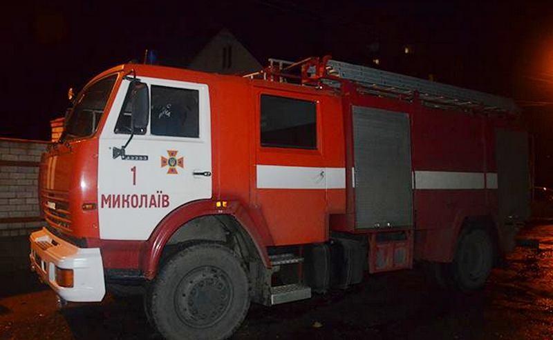 Последние сутки прошлого года на Николаевщине принесли 8 пожаров и две смерти от угарного газа