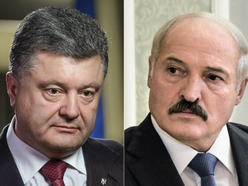Порошенко и Лукашенко  пообщаются на Форуме регионов