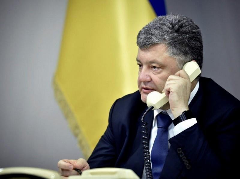 Украина адаптировалась к потере части индустриального потенциала из-за агрессии РФ — Порошенко