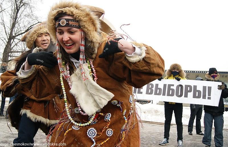 Они нас учат? Из 156 языков коренных народов в РФ 7 вымерли, десяткам грозит та же участь