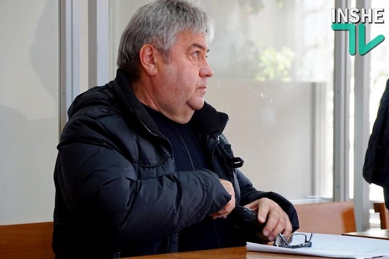 Экс-руководитель КП «Первомайский горводоканал» просит смягчить «слишком суровый» приговор за взятую им взятку в 20 тыс.грн.