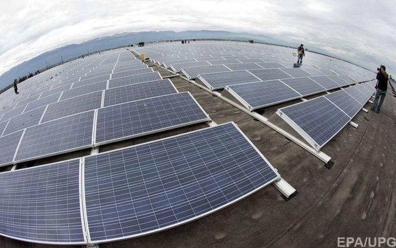 За 11 месяцев Николаевщина произвела 17% ветровой и солнечной электроэнергии Украины