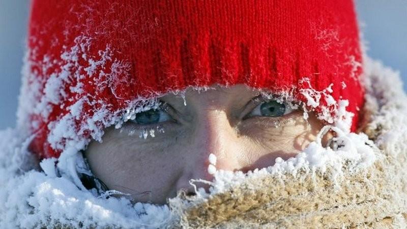 Врач посоветовал, как правильно вести себя на морозе