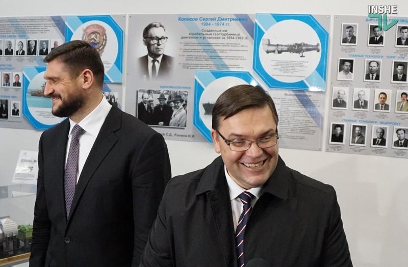 """Директор """"Зори-Машпроекта"""" очень доволен тендерами, которые выиграл завод Григоришина"""