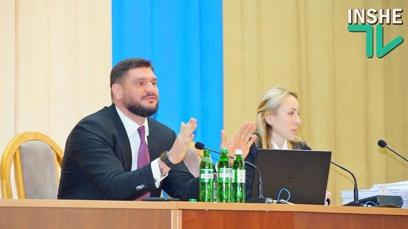 Вот умеет губернатор уговаривать. Есть бюджет Николаевской области на 2017 год!