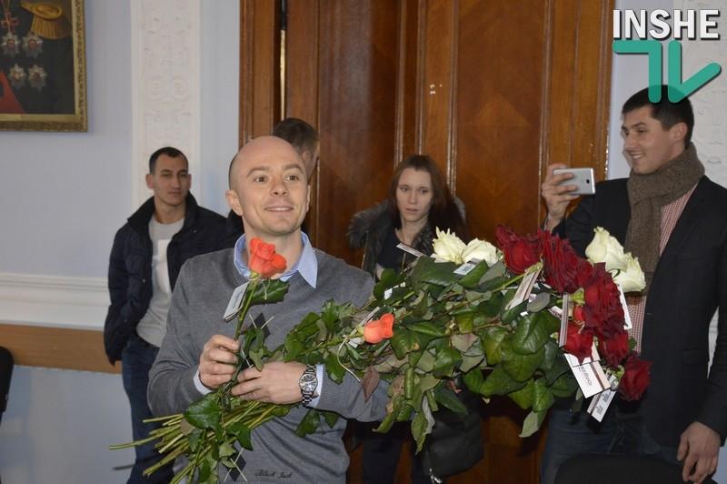 Николаевский горсовет утвердил заместителей мэра, предложенных Сенкевичем