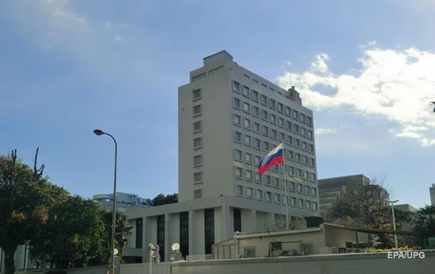 Посольство РФ в Дамаске дважды обстреляли из миномета