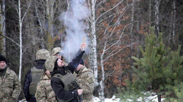 Украинские военные поздравили украинцев с Новым годом и Рождеством