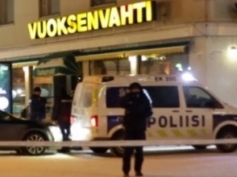 В Финляндии 23-летний мужчина застрелил председателя горсовета и двух журналисток