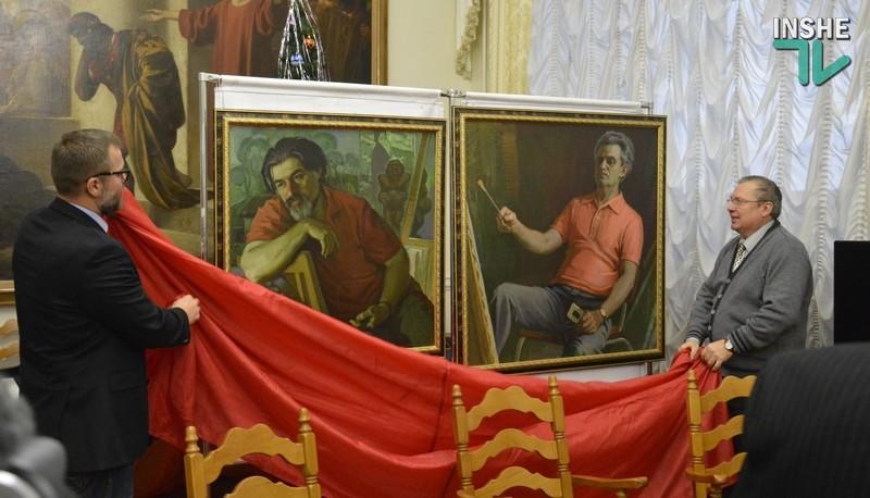 «Чудо рядом»: в Николаевский музей Верещагина передали 5 картин Александра Семенова