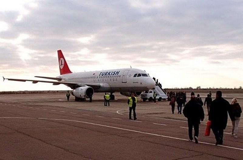 Херсонский аэропорт озвучил планы: полеты в Польшу, Болгарию, Беларусь, грузовые перевозки