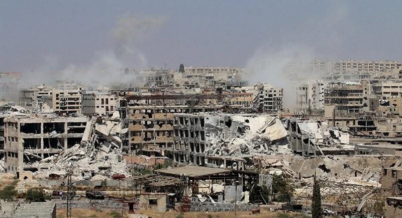 Сирия намерена восстановить разрушенный во время гражданской войны город Алеппо