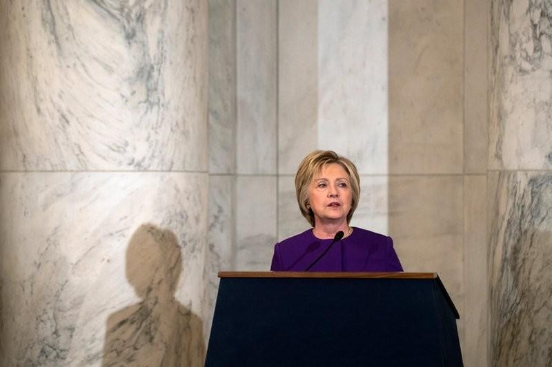 Путин и директор ФБР, – Клинтон назвала виновных в своём поражении на президентских выборах