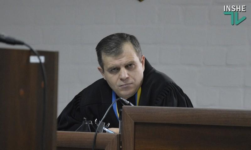 Прокуратура объявила о подозрении николаевскому судье Дирко – за арест представителя «Правого сектора» в 2014 году