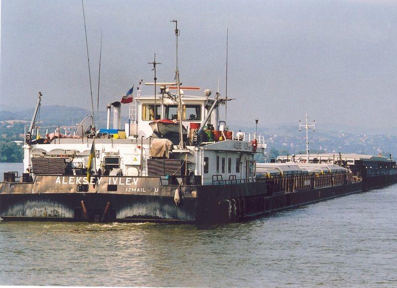 На тот берег. Паромная переправа через Дунай будет готова к осени