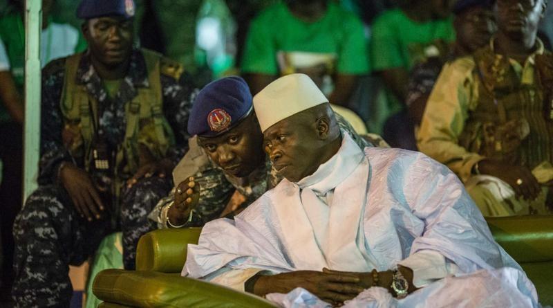 Президент Гамбии отменил выборы, которые он проиграл впервые за 22 года