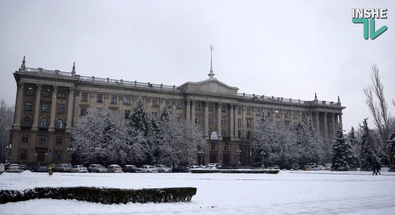 Николаевский горсовет со второй попытки утвердил Положения об исполнительных органах мэрии