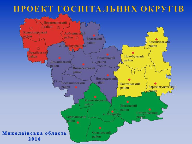 Изменен состав госпитального совета Николаевского госпитального округа: 14 врачей, 6 чиновников и Степанец