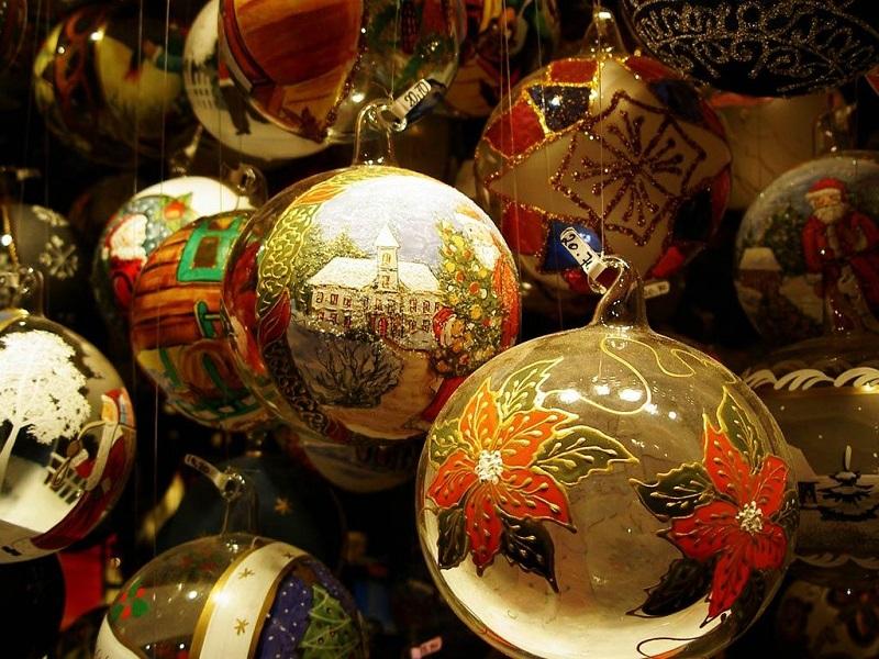 Новогодний экспорт. Украина продает елочные игрушки 25 странам мира