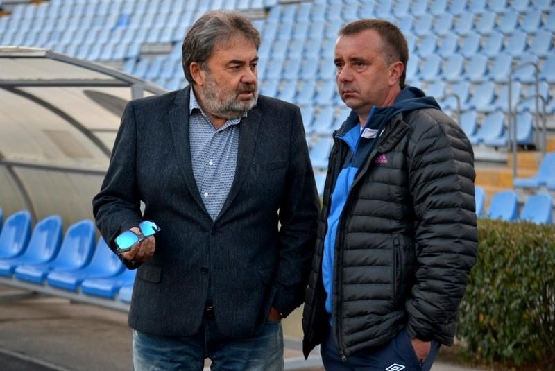 «Мы не очень довольны таким исходом первого полугодия» – главный тренер МФК «Николаев» о выступлениях команды