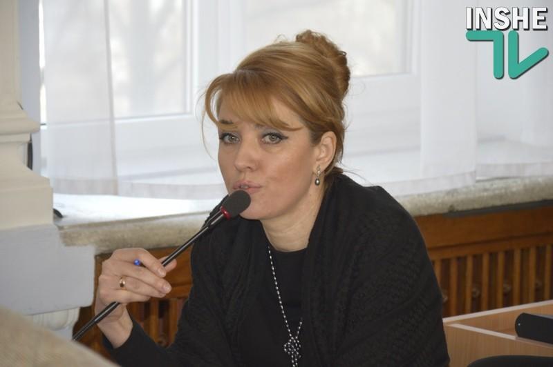 «Ребята, у нас 10 школ идёт на закрытие» – Киселёва призвала коллег по горсовету решить проблему с пожарными сигнализациями в Николаеве