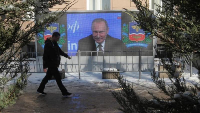 Житель Казахстана получил три года тюрьмы за критику Путина в Facebook