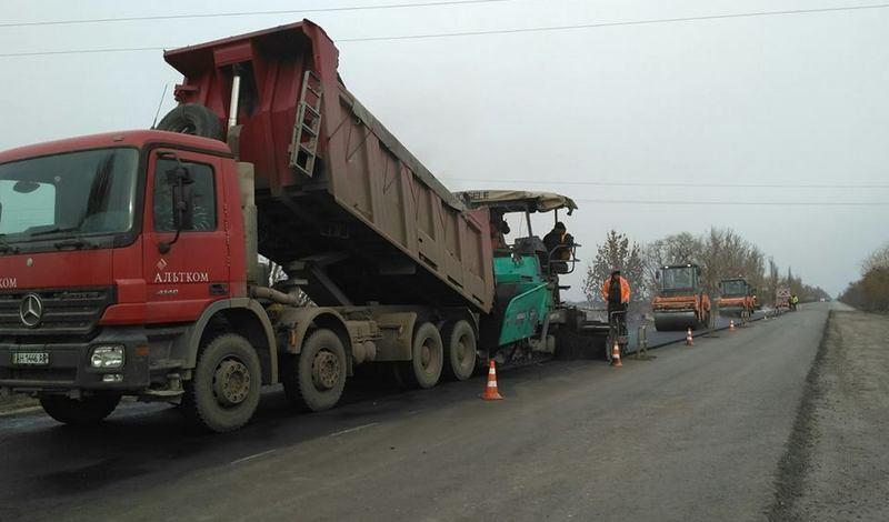 В этом году в Украине хотят отремонтировать около 4 тыс.км дорог. Н-11 и Н-14 тоже в планах
