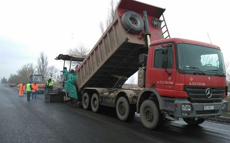 На Николаевщине объявили тендер на капремонт 37 км трассы Н-14 за 1,1 млрд.грн