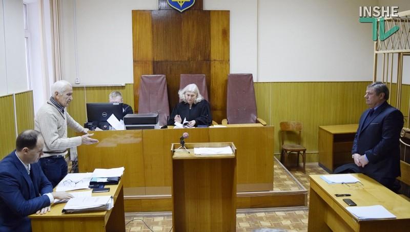 Суд вынес решение по иску экс-главврача Николаевской психиатрической больницы Очколяса, требовавшего 50 тысяч компенсации за критику его работы