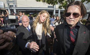 Очередной развод Джонни Деппа стоил ему $7 миллионов