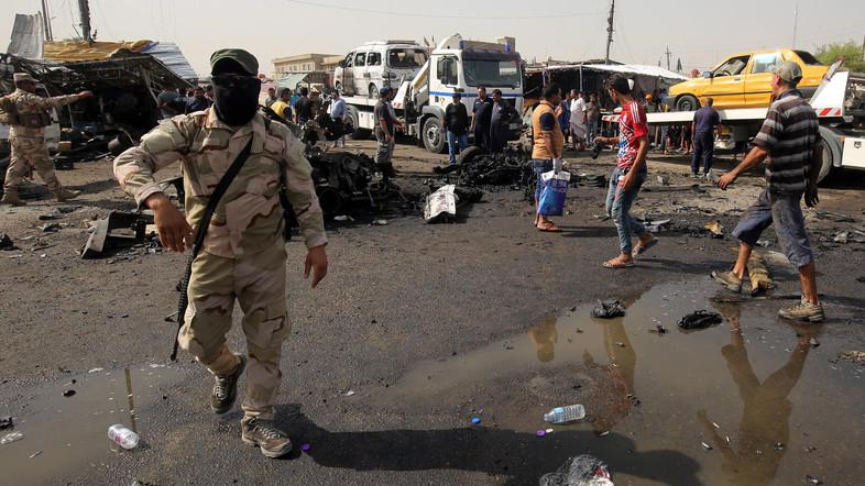 Второй крупный теракт в Багдаде за последних 3 дня: как минимум, 32 погибших