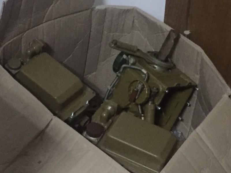 Таки «Фагот», а не запчасти: Госпогранслужба перекрыла канал перемещения через границу комплектующих к оружию