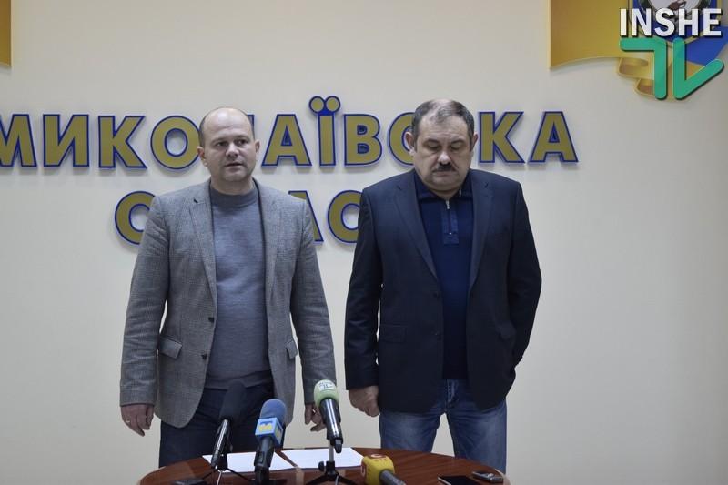 Зампред Николаевской ОГА Бонь о непогоде: «Ситуация под контролем»
