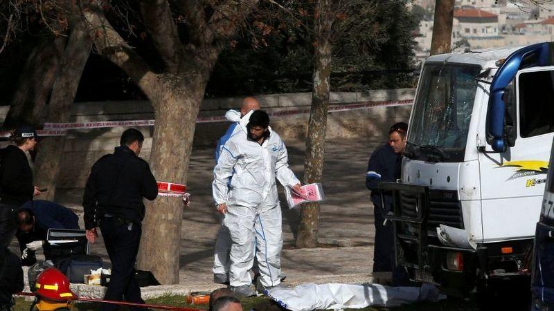 Теракт в Иерусалиме: среди пострадавших украинцев нет – посол
