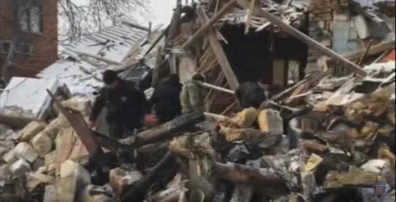 Взрыв в Одессе, в результате которого погиб участник АТО, — это не газ, а взрывчатка