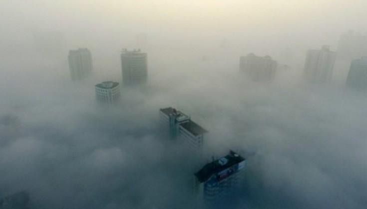 Чтобы бороться со смогом, Пекин создает специальный отдел полиции