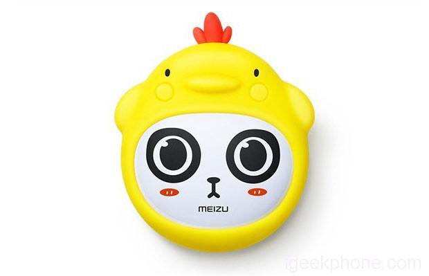 Зимой актуально: Meizu выпустила павербанк-грелку для рук