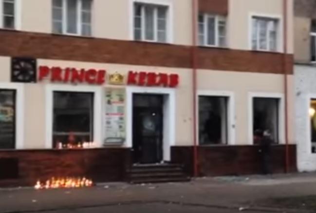 В Польше произошли столкновения из-за убитого мигрантами поляка. Задержаны 28 человек