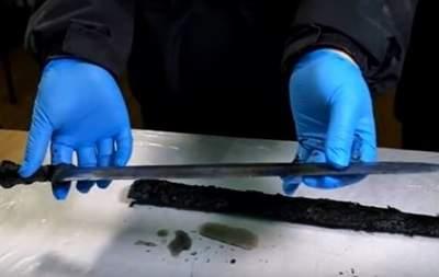 Начался археологический год. Древнейшая находка в Китае — 2 300 тысячелетний меч