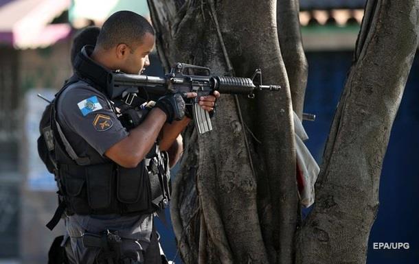 В Бразилии 60 заключенных убиты во время бунта в тюрьме