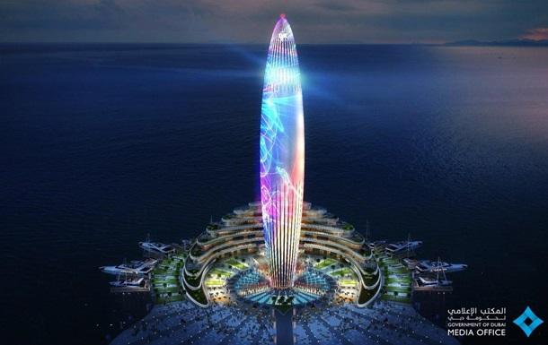 В Дубае хотят существенно расширить возможности порта и планируют построить самый высокий в мире маяк